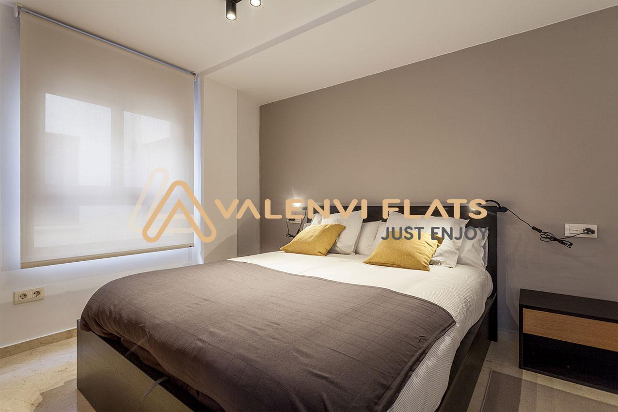 Habitación-doble-apartamento-individual