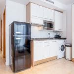 Cocina apartamento tipo loft Valencia
