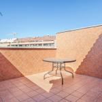 Terraza Apartamento en Valencia